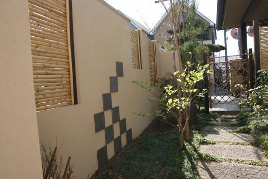 庭志から庭師へ-久御山町Yさんの庭2