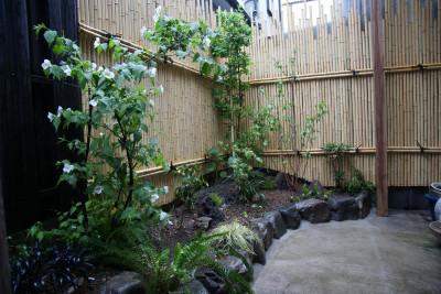 庭志から庭師へ-城陽市G邸