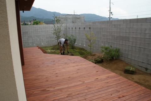 庭志から庭師へ-kiyo25