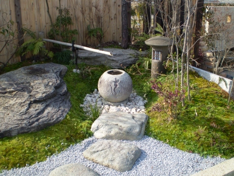庭志から庭師へ